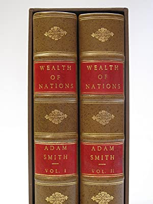 An Inquiry into the Nature and Causes of the Wealth of Nations: SMITH, ADAM