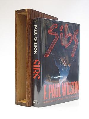 Sibs: WILSON, F. PAUL