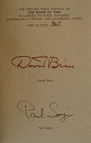 THE RIVER OF TIME ILLUSTRATED BY PAUL SONJU: BRIN, DAVID