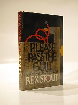 Please Pass the Guilt: STOUT, REX