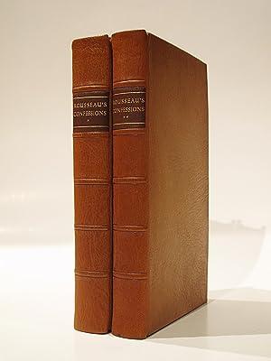 The Confessions of J. J. Rousseau: ROUSSEAU, JEAN JAQUES