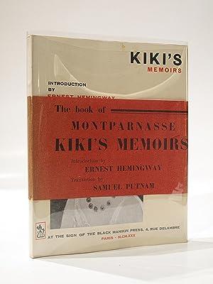 Kiki's Memoirs: KIKI; Hemingway, Ernest
