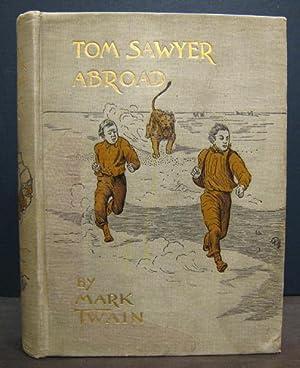 Tom Sawyer Abroad: TWAIN, MARK