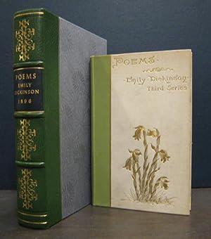 Poems Third Series: DICKINSON, EMILY