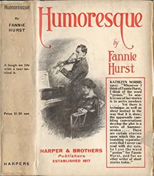 Humoresque: a Laugh on Life with a: HURST, FANNIE
