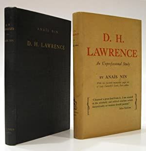D.H.Lawrence: An Unprofessional Study: NIN, ANAIS