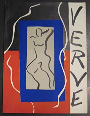 Verve: An Artisitic and Literary Quarterly Appearing in December, March, June and October