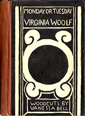 Monday or Tuesday: WOOLF, VIRGINIA