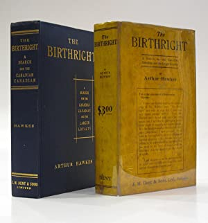 The Birthright: HAWKES, ARTHUR
