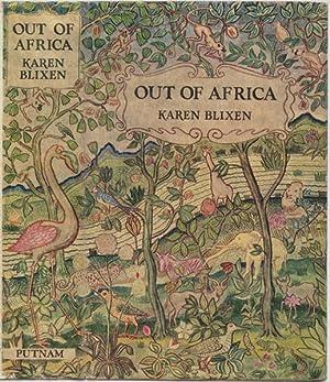 Out of Africa: BLIXEN, KAREN (aka ISAK DINESEN)