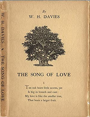 The Song of Love: DAVIES, W.H.