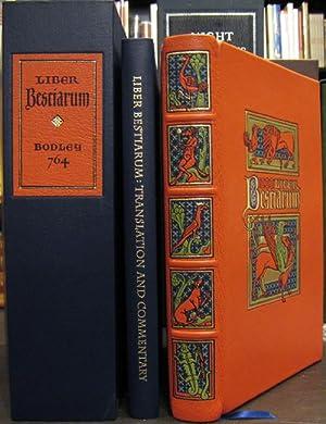Liber Bestiarum: MS Bodley 764: DE HAMEL, CHRISTOPHER