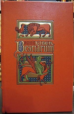 Liber Bestiarum: MS Bodley 764: DE HAMEL, CHRISTOPHER & BARBER, RICHARD