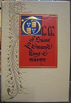 The life of Saint Edmund: King and Martyr: LYDGATE, JOHN & EDWARDS, A.S.G.