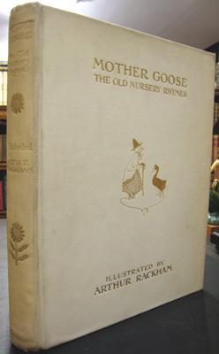 Mother Goose: RACKHAM, ARTHUR, illus.