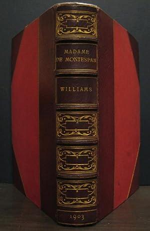 Madame De Montespan: WILLIAMS, H. NOEL