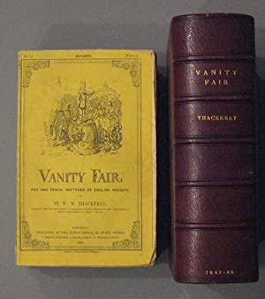 Vanity Fair: a Novel Without a Hero: THACKERAY, W.M.