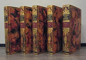 The Poetical Works of Edmund Spenser. In Five Volumes