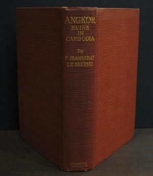 Angkor: Ruins in Cambodia: DE BEERSKI, P. JEANNERAT