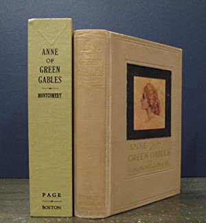 Anne of Green Gables: MONTGOMERY, L.M. [Lucy