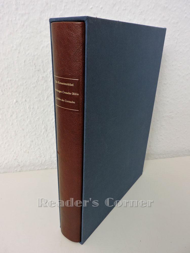 Kommentar; Commentary; Commentaire zu: Die Kreuzritterbibel; The: Weiss, Daniel H.,