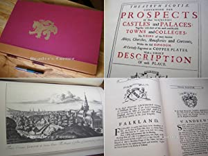 Theatrum Scotiae. Containing the prospects of Their Majesties Castles and Palaces: Together with ...