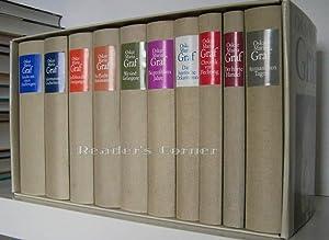 Ausgewählte Werke in 10 Bänden: Wir sind Gefangene /Unruhe um einen Friedfertigen &#...