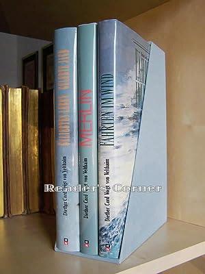 Fährten im Wind. Ein Buch des Erinnerns und Vergessens; Merlin; Erzählungen um Jagd und ...