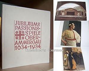 Jubiläumspassionsspiele Oberammergau 1634 - 1934.