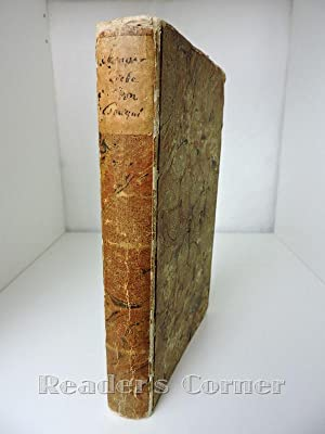 Sängerliebe. Eine provenzalische Sage in drei Büchern.: Fouqué, Friedrich Baron de la ...