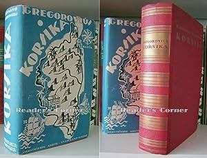 Korsika. Mit 36 Abbildungen in Kupfertiefdruck.: Gregorovius, Ferdinand: