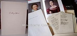 Der Dichter Ludwig Uhland, 12 Handschriftenfaksimiles. Mit einem Essay von Josef Eberle.: Uhland, ...