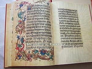 Das Fest-Epistolar Friedrichs des Weisen [Kurfürst Friedrich des Weisen]. Universitä...