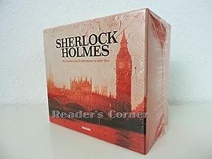 Sherlock Holmes. Alle Romane und Erzählungen in einer Box. Mit den Illustrationen der Erstver&...