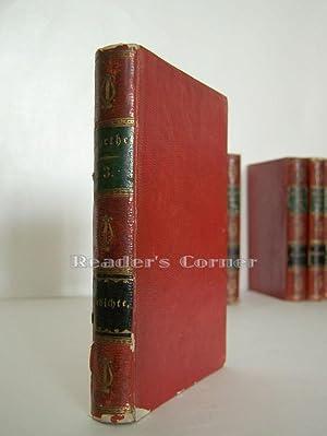 Werke. Vollständige Ausgabe letzter Hand, Band 3: Lyrisches; Aus fremden Sprachen; Zahme ...