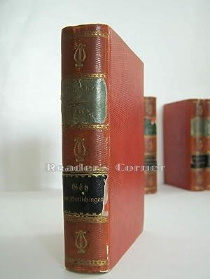 Werke. Vollständige Ausgabe letzter Hand, Band 42. Goethes nachgelassene Werke, Zweyter Band: ...