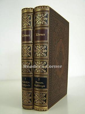 Körners Werke. Herausgegeben von Hans Zimmer. Kritisch durchgesehene und erläuterte ...