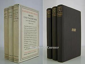 Briefe 1902 - 1906; Briefe 1906 - 1907; Briefe und Tagebücher aus der Frühzeit, 1899 - ...
