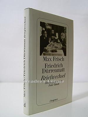 Max Frisch - Friedrich Dürrenmatt, Briefwechsel. Mit: Frisch, Max und