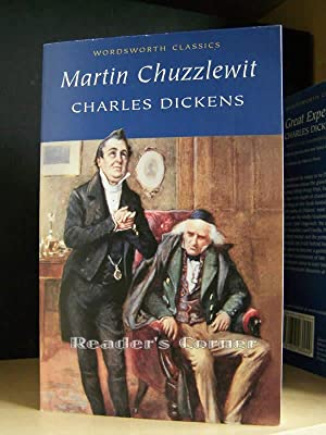 Martin Chuzzlewit. With Illustrations by Hablot K.: Dickens alias Boz,