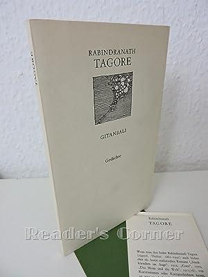 Gitanjali. Gedichte. Nachgedichtet von Adam Haas u.: Tagore, Rabindranath:
