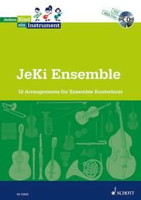 JeKi Ensemble - Stiftung Jedem Kind ein Instrument