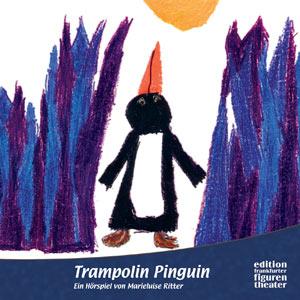 Trampolin Pinguin - Ritter, Marieluise