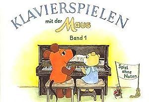 Klavierspielen mit der Maus Bd. 1: Schwedhelm, Bettina