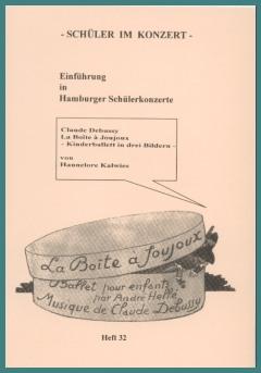 SIK - La Boite à Joujoux -Kinderballett: Debussy, Claude (1862-1918)
