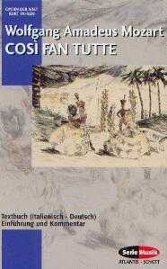 Cosi Fan Tutte: Die  Opern der Welt (German Edition)