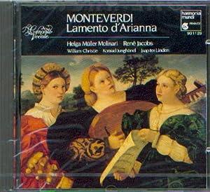Lamento d'Arianna: Monteverdi, Claudio