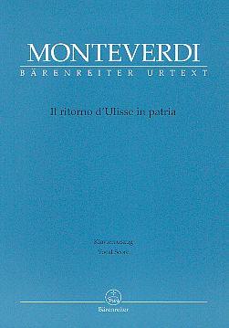 Il ritorno d'Ulisse in patria. Tragedia di: Monteverdi, Claudio