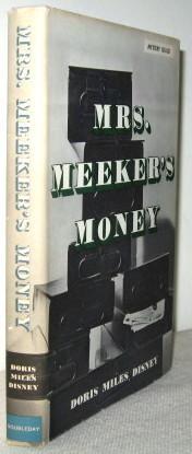 Mrs. Meekers Money: Doris Miles Disney
