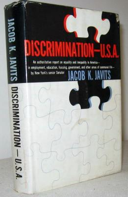 Discrimination-U.S.A.: Jacob K Javits